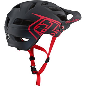 Troy Lee Designs A1 Helmet drone/black/red